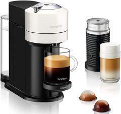 Magimax Nespresso 11710, Verturo Next & Milk, Pod Coffee Machine, White