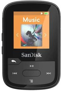 SanDisk SDMX30016GE46K, Clip Sport Plus, 16GB Bluetooth MP3 + FM Player