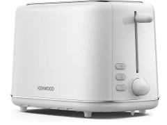 Kenwood Abbey Lux TCP05COWH, 2-Slice Toaster, White