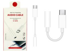 DFE 233325, USB-C to 3.5mm Audio Adapter