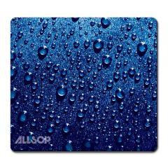 Allsop 54949, Raindrop Mouse Pad, Blue