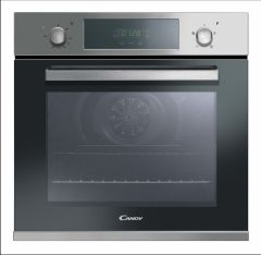 Candy FCP405XE, 60cm, 65 litre Fan Oven, Stainless Steel