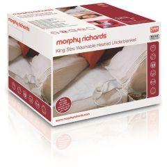 Morphy Richard 600115, King Size, Single Control, Under Blanket