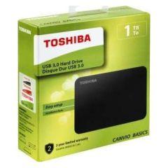 Toshiba HDTB410EK3AA, 1TB USB 3.0 Portable Hard Drive