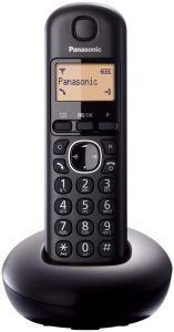 Panasonic TLB610, KX-TGH610 Cordless Landline Phone, Black