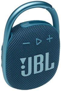 JBL JBLCLIP4BLK, Clip 4, Portable Bluetooth Speaker, Blue