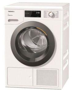 Miele TCF640WP, 8KG, A+++, EcoSpeed, Heat-pump Tumble Dryer, White