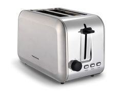 Morphy Richards 980552, 2 Slice Toaster, Stainless Steel