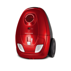 Morphy Richards 980564, 700W, Cylinder Vacuum Cleaner, Red