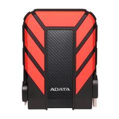 Adata, AHD710P1TU31CRD HD710P Pro Rugged 1TB External Hard Drive, Red