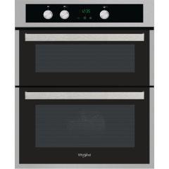 Whirlpool, AKL307IX, Built Under Double Oven,Stainless Steel & Black