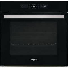 Whirlpool, AKZ96230NB, Single Oven, Black