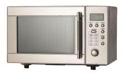 Powerpoint P22820DMSS, Freestanding, Microwave, Stainless Steel