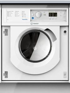 Indesit BIWMIL71252UKUKN, A++, 7KG, Built-In Washing Machine, White