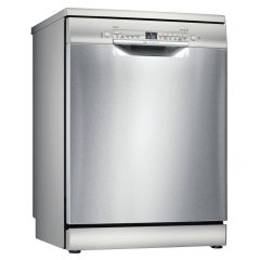 Bosch SMS2ITI41G, 12 Place, Wifi Connected Dishwasher, Stainless Steel