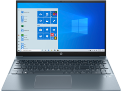 "HP 15EG0049NA, 15.6"", 8GB/256GB SSD, Touchscreen Laptop, Blue"