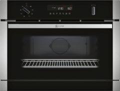Neff C1APG64N0B Microwave Oven - Black W/Steel