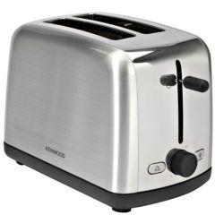 Kenwood TTM440, Scene 2 Slot Toaster, Stainless Steel
