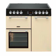Leisure CK90C230C, Cookmaster, 90cm, Electric Range Cooker, Cream