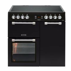 Leisure CK90C230K, Cookmaster, 90cm, All Electric Range Cooker, Black