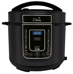 Pressure King Pro, PKPBK, 5 Litre, Black, Pressure Cooker