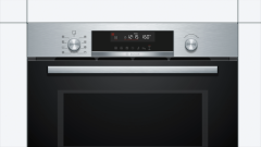 Bosch CPA565GS0B, Built-in Combination Microwave, Stainless Steel