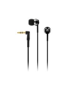 Sennheiser 508591 CX 100 Earphones, Black