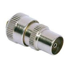 DFE PC004, Coaxial Plugs x 2