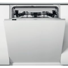 Whirlpool WIC3C33PEF, 14 Place, Integrated Dishwasher W/ Cutlery Tray