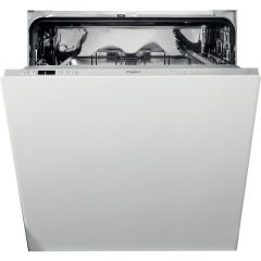 Whirlpool WIC3C26NUK, 14 Place, Integrated Dishwasher