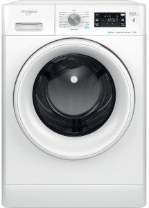 Whirlpool FFB9458WVUKN, 9KG, 1400rpm, Washing Machine, White