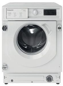 Hotpoint BIWDHG75148, 1400rpm, Integrated Washer Dryer, White