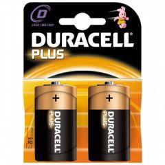 Duracell D1300, Lr20, 2 Pack, Batteries
