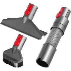 Dyson 96833501, V7/V8, 3 Tool, Complete Cleaning Kit