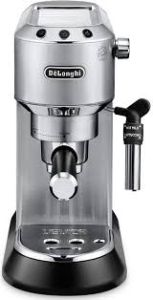 DeLonghi EC685M, Dedica Espresso Coffee Machine, Stainless Steel