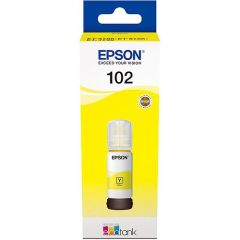 Epson C13T03R440, 102 YELLOW INK (SEPS1317)