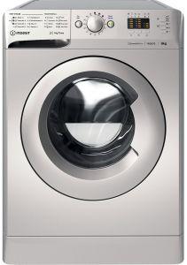 Indesit MTWA81483S, 8KG, 1400rpm, Washing Machine, Silver