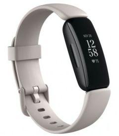 Fitbit 79FB418BKWT, Inspire 2 Fitness Tracker, Lunar White
