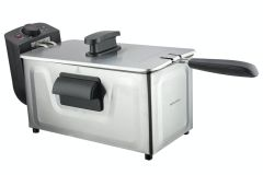 Morphy Richards, 3L Deep Fryer, Stainless Steel