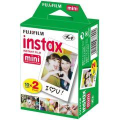 Fujifilm INSTAXFILM20PK, Instax Mini Camera Film, 20 Pack