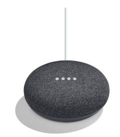Google Nest Mini, GA00781GB, Anthracite/Charcoal