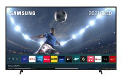 """Samsung QE55Q60AAUXXU, 43"""", Q60A, 4K, HDR Smart LED TV w/ Voice Assistants"""