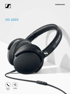 Sennheiser 508598 HD400S Headphones