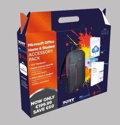 Microsoft Office ACSSHS365BTS, Home & Student Accessory Pack