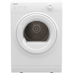 Hotpoint H1D80WUK, 8KG, Vented Dryer, White