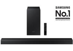 Samsung HWT450XU, 2.1ch Soundbar with Wireless Subwoofer & Game mode