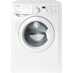 Indesit EWD81483WUKN, 8KG, 1400rpm, Washing Machine, White