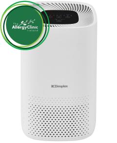 Dimplex DXBRVAP4, Brava 4 Stage Air Purifier, White