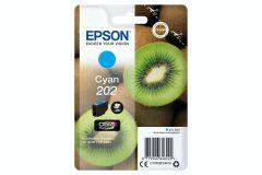 Epson T02E24010, 6.9ml, 202 Kiwi Ink Cartridge, Cyan