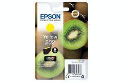 Epson T02E44010, 202 Original Kiwi Ink Cartridge, Yellow